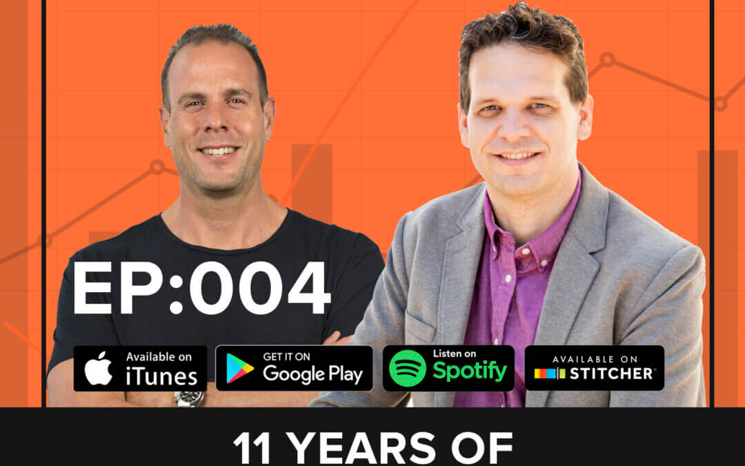 004 – 11 Years of Content Marketing – with James Schramko