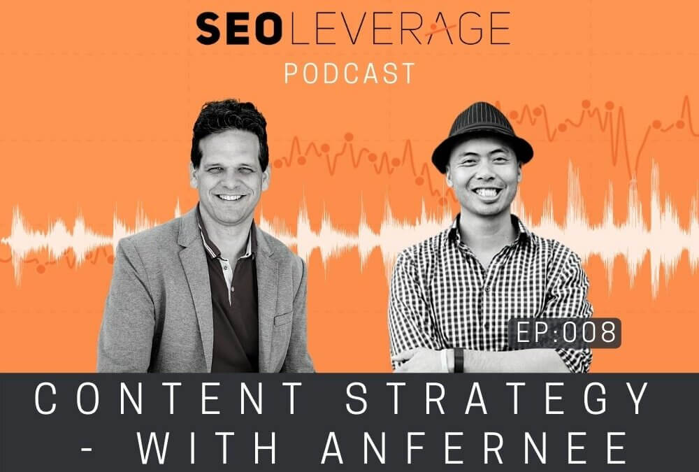008 - Content Strategy - with Anfernee