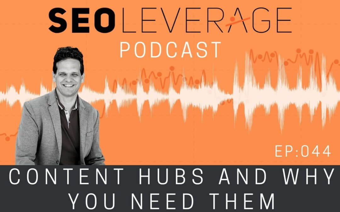 044 - Content Hubs and Why You Need Them