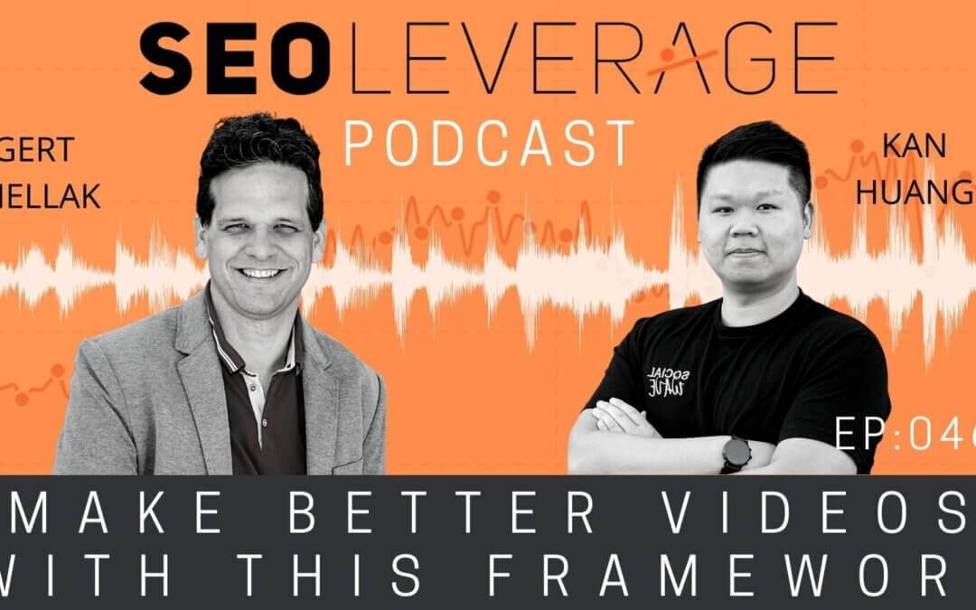 046 - Make Better Videos with This Framework - with Kan Huang